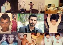 B'Day Special : बचपन में ऐसे दिखते थे रणवीर सिंह,  देखें कुछ अनदेखी...