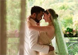 ''टाइगर जिंदा है'' के डायरेक्टर अली अब्बास जफर ने की शादी, देखें Wedding Pictures