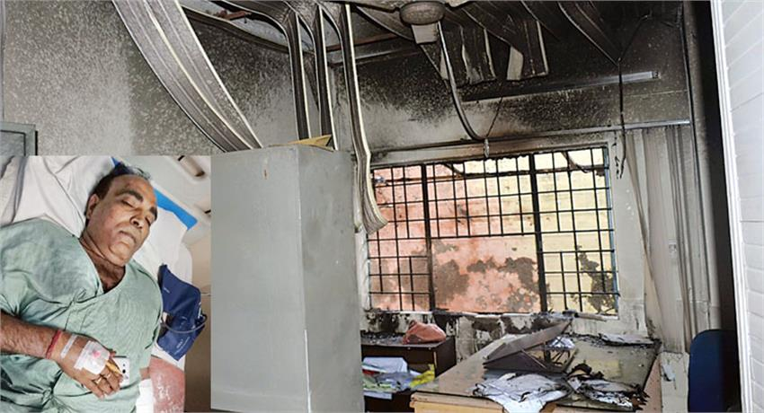 fire-in-authority-office-chairs-and-files-burnt