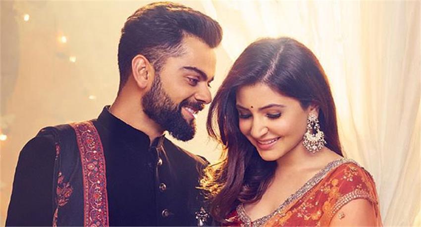 अगले हफ्ते इस देश जाकर विराट-अनुष्का कर रहे हैं शादी! जानें कार्यक्रम - virat-anushka-to-get-married-next-week-in-this-country