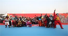दिल्ली Comic Con के नौवें संस्करण को मिली बेहतरीन ओपनिंग, देखें तस्वीरें