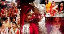 Priyanka-Nick Wedding Anniversary: इस खास मौके पर देखें इनकी शादी की...