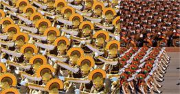 गणतंत्र दिवस पर कुछ इस तरह से तिरंगे में रम जाता है भारत