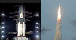 PICS : भारत ने रचा इतिहास, लॉन्च हुआ #Chandrayaan2