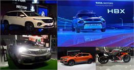 AutoExpo 2020 का हुआ आयोजन, दिखी एक से बढ़कर एक शानदार कारें, देखें तस्वीरें