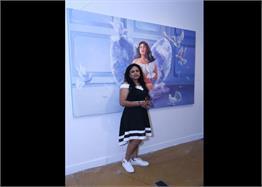 'VIRGIN LAVENDER' में दिखाई गईं सुचिस्मिता साहू की ये शानदार पेंटिंग्स