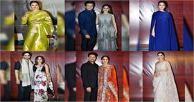 जावेद अख्तर की बर्थडे पार्टी में सितारों ने की शिरकत, देखें तस्वीरें