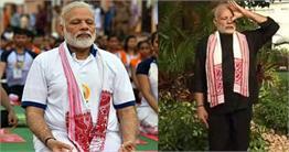 ये गमछा है कमाल! फैशन, फिल्म से लेकर PM मोदी के गले में मचा रहा धमाल