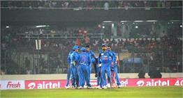 एशिया कप में भारत ने खोला खाता, बांग्लादेश को 45 रनों से दी मात