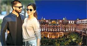बेंगलुरु के इस होटल में हो सकता है दीपवीर का रिसेप्शन