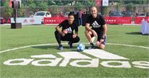 एडिडास का तीसरा टैंगो फुटबॉल लीग शुरू, नए नियम बेहद रोमांचक