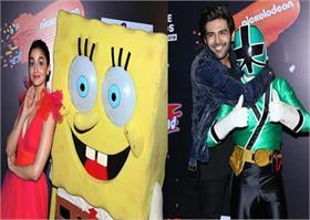 Kids Choice Awards 2018 में पहुंचे बॉलीवुड के ये सितारें
