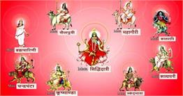 यहां करें मां दुर्गा के नौ रूपों के दर्शन