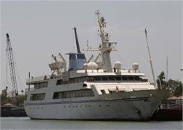 सद्दाम हुसैन के सोने का जहाज अब बनने जा रहा है एक लग्जरी होटल