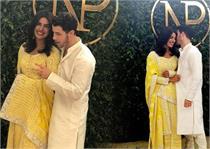 तस्वीरों में देखें Priyanka-Nick की Roka ceremony