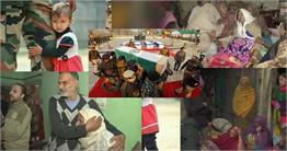 PulwamaAttack : जवानों के शहादत पर गमगीन हुआ पूरा देश, देखें PHOTOS