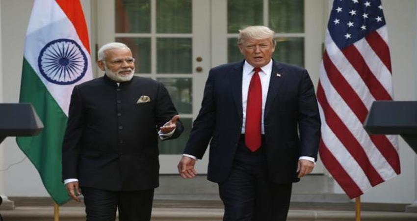 india and us can contribute in building a peaceful and stable world: pm modi