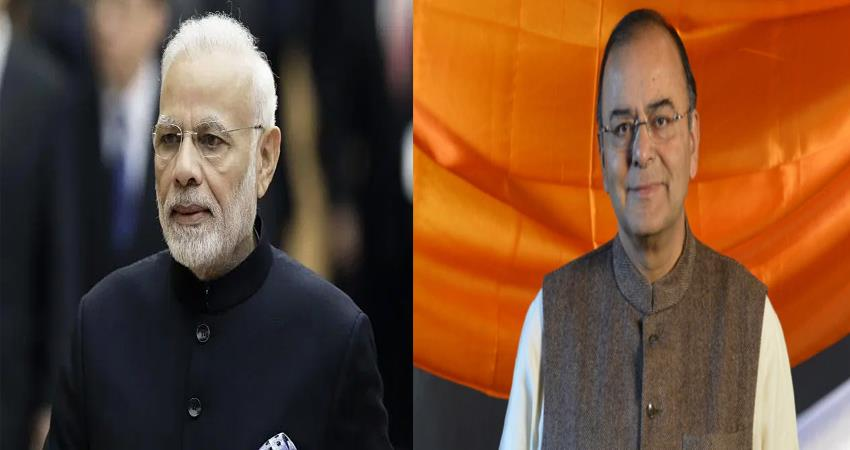 pm modi will go to the house of late leader arun jaitley as soon as he returns to india