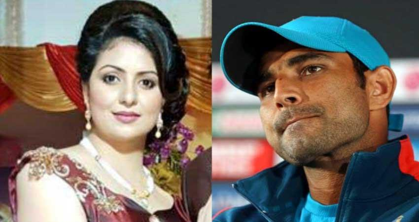 mohammed shami hasin jahan sports news