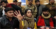 JNU छात्रसंघ अध्यक्ष ने ABVP के सदस्यों पर एक बार फिर लगाया मारपीट का आरोप