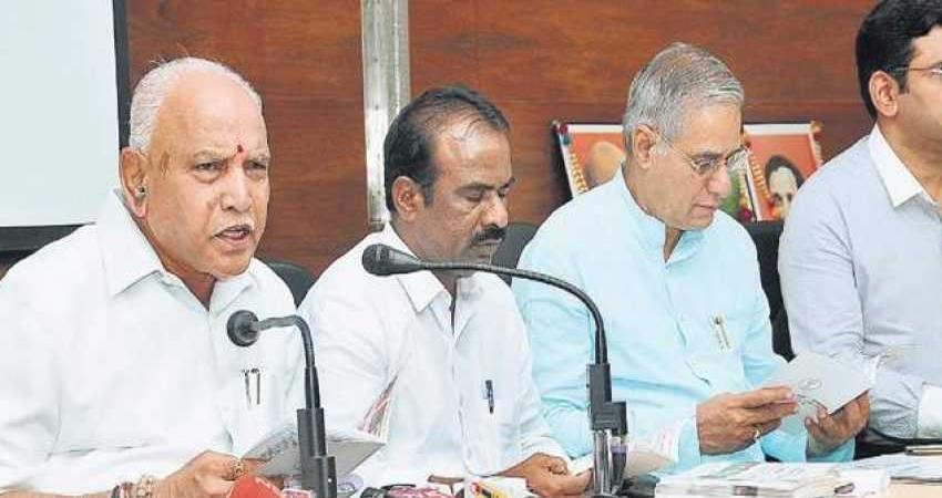 karnataka-yeddyurappa-vs-bjp-over-departmental-division-3-deputy-chief-ministers-appointed