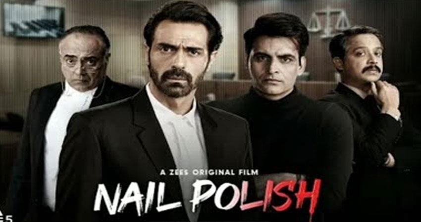 arjun rampal film nail polish movie review anjsnt