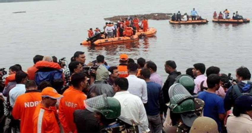Godawari river case Aandrapradesh news 12 people died