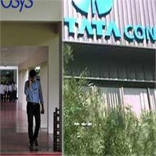 10 लाख कर्मचारियों को तकनीकी कौशल में निपुण करेंगे TCS इंफोसिस