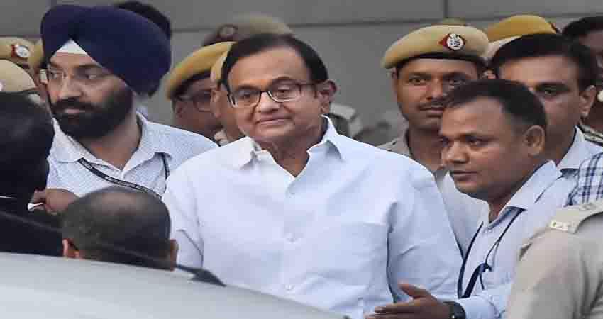 INX Media Case Chidambaram pleads for bail in High Court may be hearing today