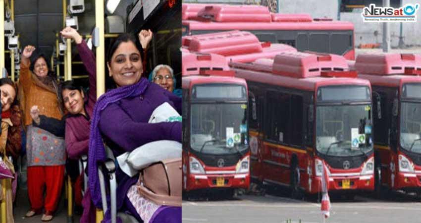 free travel scheme arvind kejriwal delhi goverment
