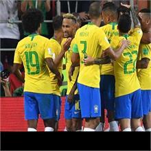 ब्राजील ने सर्बिया को हराकर किया नॉकआउट में प्रवेश