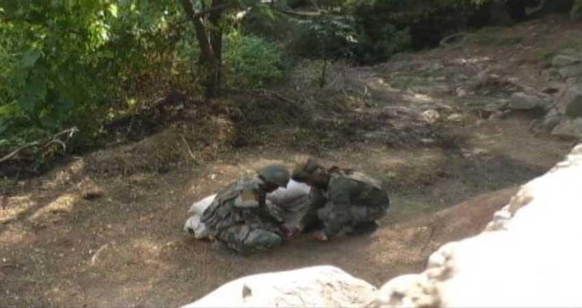 Balakot news indian army mortar