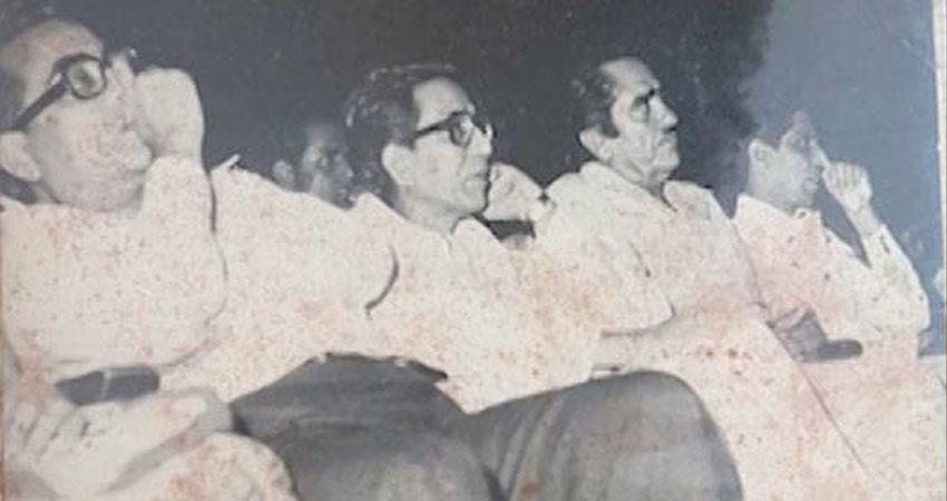 not only indira gandhi bal thackeray rajiv gandhi and sharad pawar used to meet karim lala