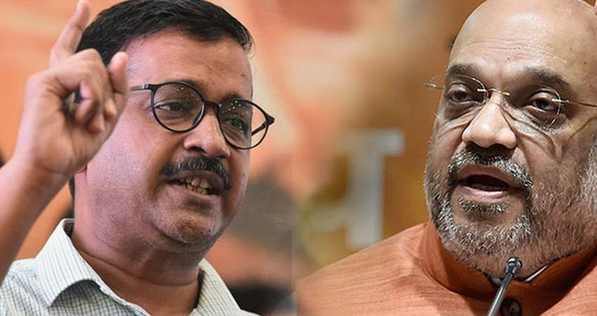 aap arvind kejriwal will challenge bjp rss with its nationalism in delhi