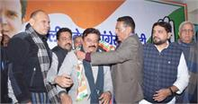 दिल्ली चुनाव: कांग्रेस में शामिल हुए आप के नेता-कार्यकर्ता, प्रदेश अध्यक्ष ने Aap पर लगाए आरोप
