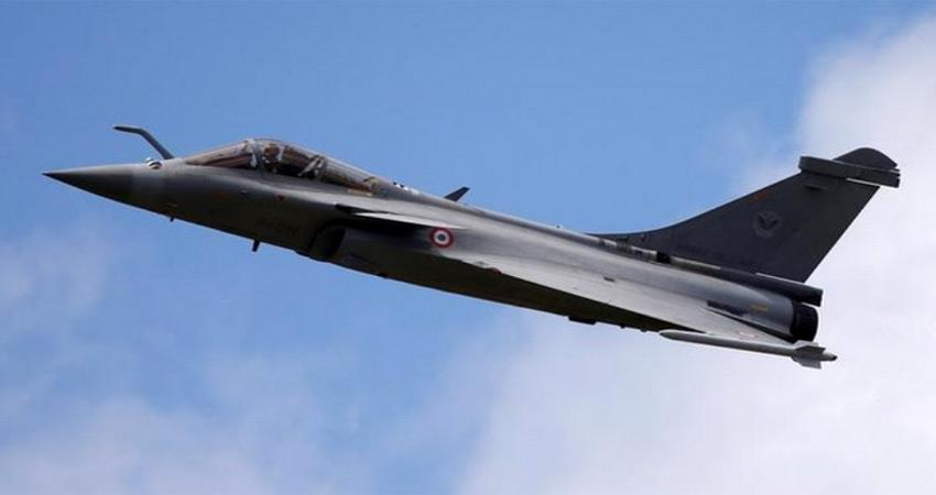 indainairfoce increases in strength, france gets first rafale aircraft