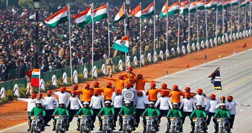 republic day 2020 multi layered security arrangements republic day celebrations delhi