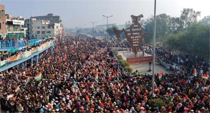 delhi highcourt asks who is funding shaheen bagh