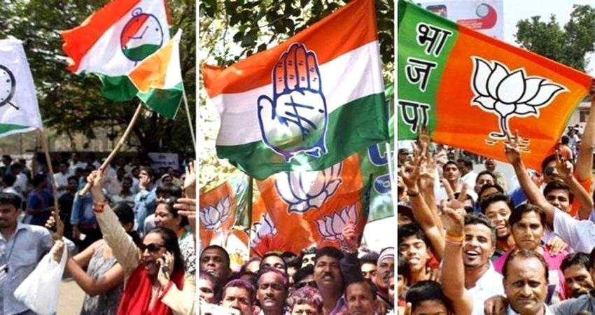 by-election-results-bjp-won-two-seats-left-and-congress-got-one-seat-each
