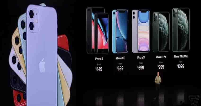 apple launches iphone 11  price and features are mind bobbling