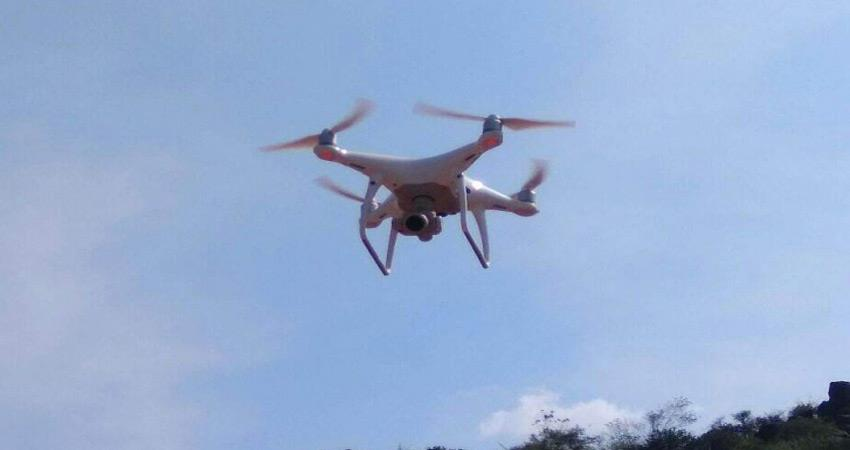 pak nefarious attempt in punjab weapons dropped through drones army on red alert