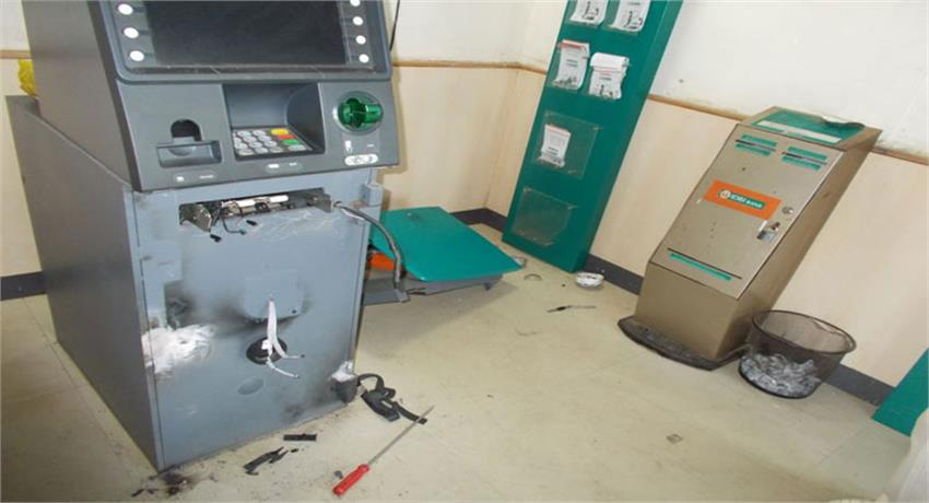 atm-becomes-a-soft-target-for-miscreants-in-faridabad-one-incident-after-another