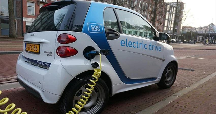 Delhi Govt Launch EV Portal for subsidy in Electric vehicles KMBSNT