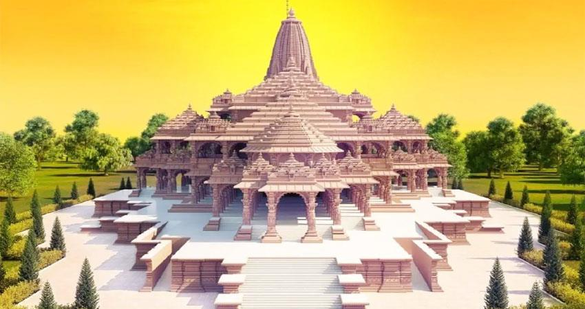 ayodhya ram temple will be used copper leaves engineers are investigating soil prshnt