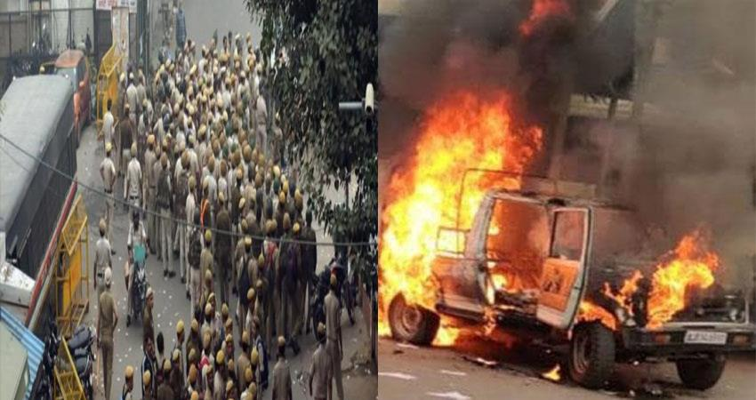 tis hazari court increasing acrimony between delhi police and lawyers