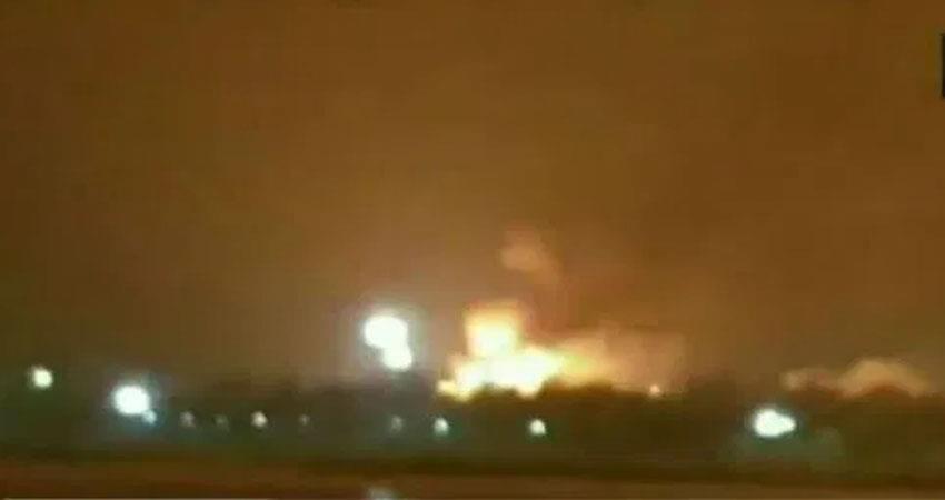 gujarat fire in surat''''''''s ongc plant fire brigade department reached dozens of vehicles prshnt