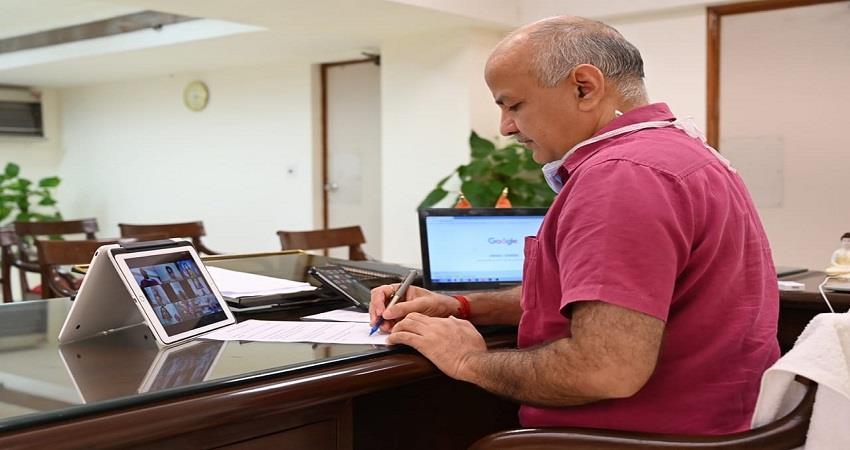 delhi education directorate will acquire mcd schools kmbsnt