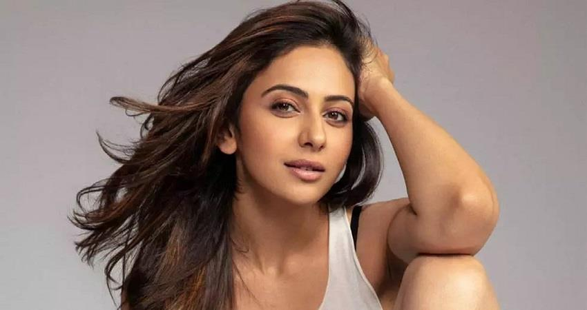 actress rakul preet singh joins ajay devgns directorial mayday with amitabh jsrwnt