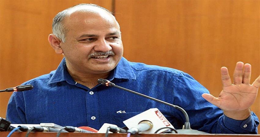 delhi manish sisodia raise question on nep implementation kmbsnt