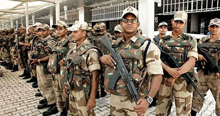 10th and 12th class pass job vacancy in cisf apply fast